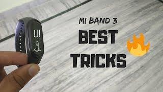 best tricks of mi band 3