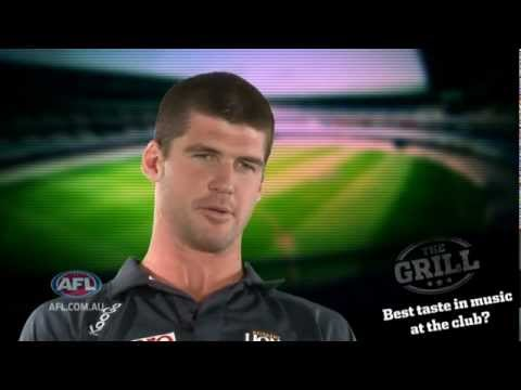 The Grill - Best/worst music tastes - AFL