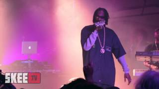 S(kee)SW: Snoop Dogg Emotional About Gun Violence Before Performing Young Wild & Free