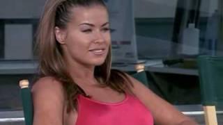 Carmen Electra - Baywatch (Red Swimsuit)