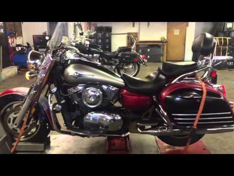 Fallen Cycles Kawasaki  Motors For Sale