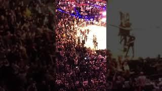 Khabib's friend lands punches on McGregor !!! Khabib attacks McGregor's coach !!