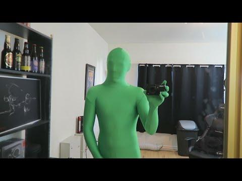 Green Screen Ghost Prank! video