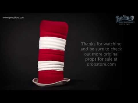 Dr. Seuss' The Cat In The Hat - The Cat's (Mike Myers) Special Effects Hat And Cap_v1