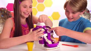 The REAL 2 in 1 Ice Cream Maker by Cra-Z-Art