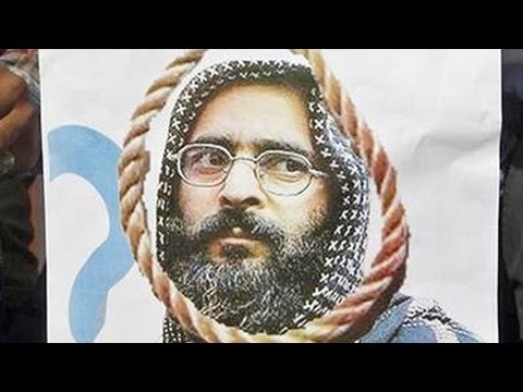 NewsX@9: Politicos delayed Afzal Guru's execution