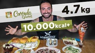 Devorando cardápios #2 - Cerrado Gourmet (4.7kg, 10.000kcal+)