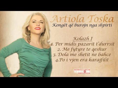 ARTIOLA TOSKA - KOLAZH I  ( Albumi: Konget Qe Burojn Nga Shpirti )
