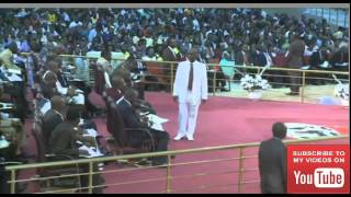 Bishop David Oyedepo Sermon 2014: Encoutering the Fresh Oil Through the Mystery of Faith Part 2