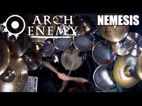 "Arch Enemy - ""Nemesis"" - DRUMS thumbnail"
