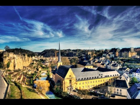 The Beauty Of Luxembourg