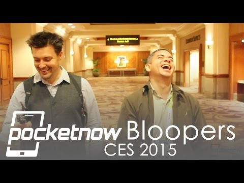 Ces 2015 Bloopers: Agh! It's Like Sex! video