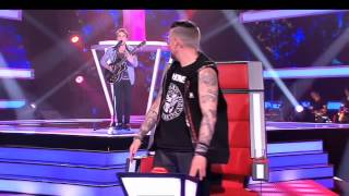 X Factor ALL judges shocked Chris Sheehy performs One More Night The Voice Australia Blind auditions