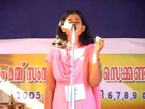 Sukhiyyavaro Raama Naama-malayalam Light Music (+lyrics) video