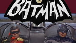 Batman Opening and Closing Theme 1966 - 1968 With Snippets
