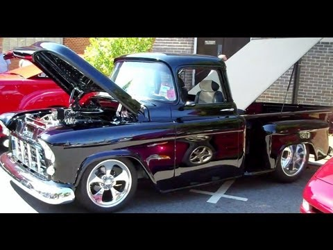 1956 Chevy Pick-Up Street Rod Music Videos