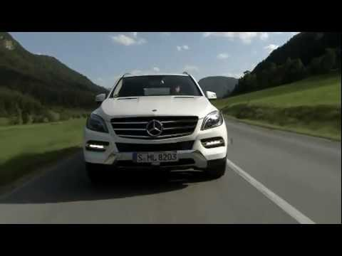 2012 Mercedes ML 250 BlueTEC 4MATIC
