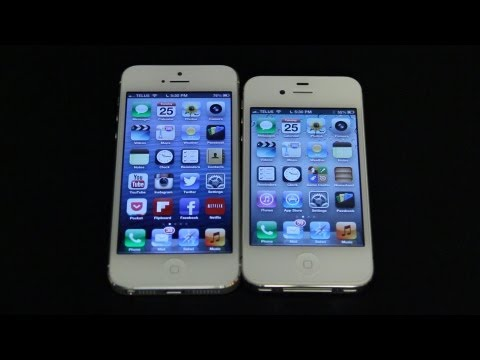 iphone 4s vs iphone 5 Compare apple iphone 5 vs apple iphone 4s full specifications side by side see the common features and the differences that make them better or worse.