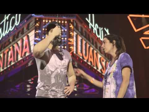 Luan Santana - Extras DVD Ac�stico - Parte 1