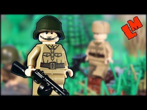 Советские торсы (Brick Warriors), сталкер и 2 самоделки.