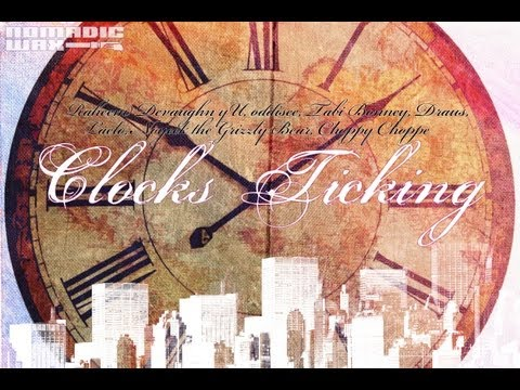 Clock's Ticking- Yu, Raheem Devaughn, Oddisee, Noyeek, Draus, Laelo, Tabi Bonney (official Video) video