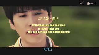 [HANG-ROM-ENG-INDO] Lyric Aewol-ri (애월리) by Kyuhyun (규현)