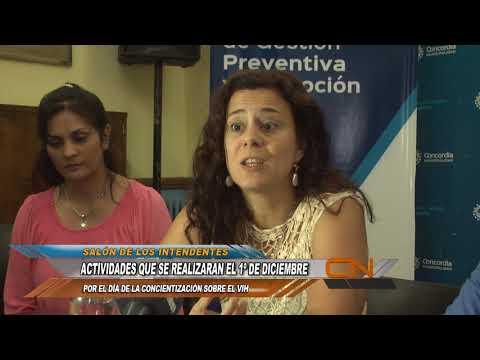 """Jornada de Sensibilización en el """"Día Internacional de Lucha contra el Sida"""""""