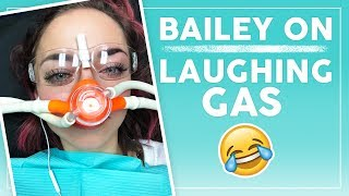 Bailey on LAUGHING GAS... AGAIN! | Behind the Braids Ep.57