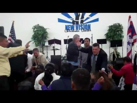 Avivamiento del Espiritu Santo