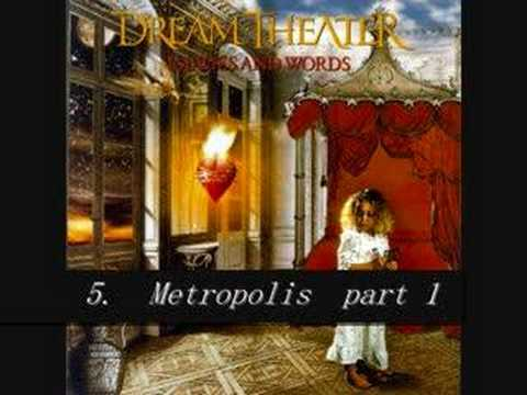 Dream Theater - Images And Words Pt.1