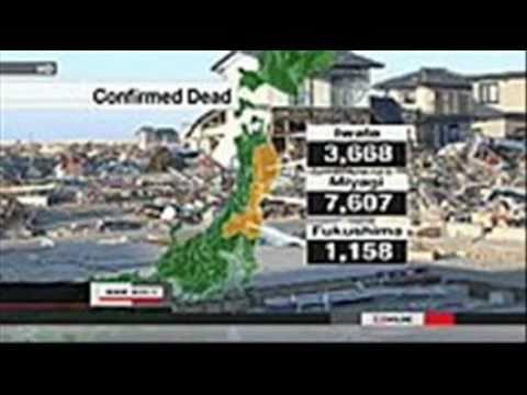Major quakes and Aftershocks continue near KYUSHU, JAPAN
