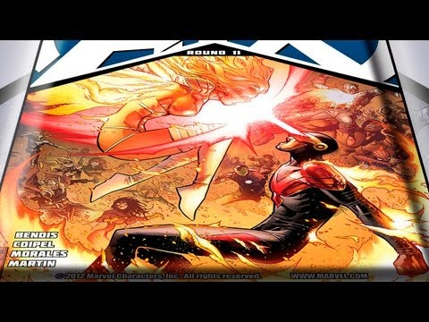 Avengers vs X-Men [Español] Round #11