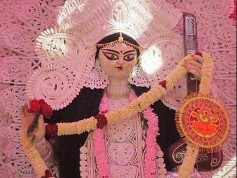 Saraswati Puja (2015) In My School - Mahesh Shri Ramkrishna Ashram Near Kolkata video