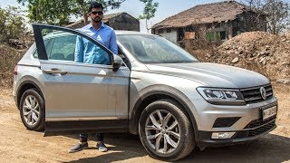 Volkswagen Tiguan Review (Part 1) - Feature Loaded | Faisal Khan