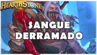 HEARTHSTONE - SANGUE DERRAMADO! (STANDARD ZOOLOCK)