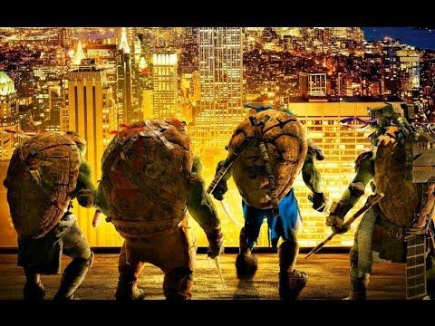 Teenage Mutant Ninja Turtles (2014) - Movie Trailer REDUX