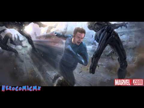 Loquendo Proyectos esperados de Marvel Studios 2015-2018