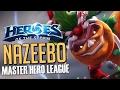 Heroes Of The Storm Nazeebo The Meta Breaker Master Hero League Gameplay mp3