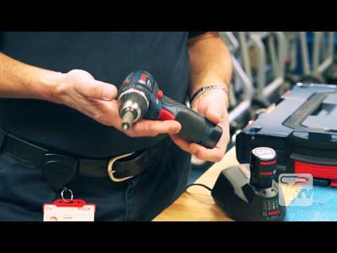 Bosch GSR 10.8-2-Li Cordless Drill Driver