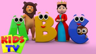 the phonic song | abc song | learn alphabets | nursery rhyme | kids songs | kids tv