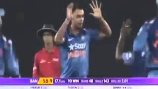 Stuart Binny 6 Wickets for Just 4 Runs   Best ODI Bowling Figure by Indian