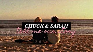 Chuck & Sarah   Tell Me Our Story