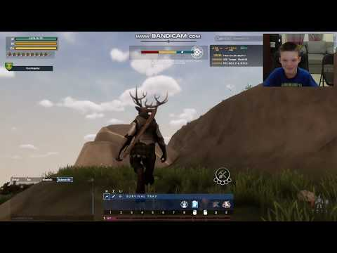 JRater's Reviews - Crowfall - Pre-alpha Testing Episode 1