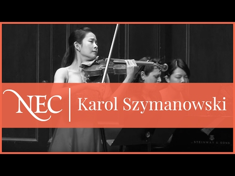 Karol Szymanowski: Mythes Op. 30
