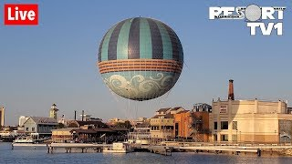 🔴Live: An Afternoon at Disney Springs in 1080p - Walt Disney World Live Stream - 9-18-19