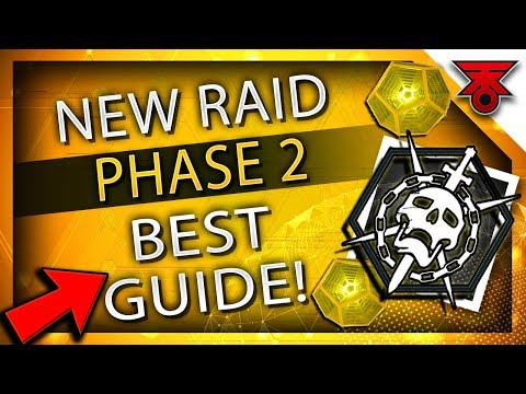 Destiny 2 | LEVIATHAN RAID - ROYAL POOL - PHASE 2 - HOW TO DO PHASE 2 LEVIATHAN RAID - FULL GUIDE