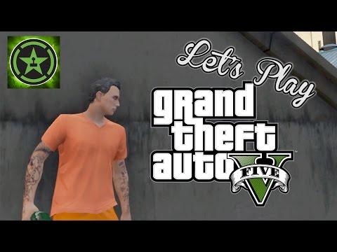 Let's Play - GTA V - The Prison Job