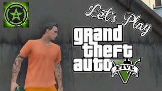 Let's Play - GTA V - The Prison Job