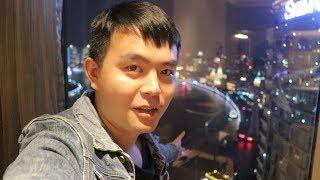网红第一次来上海,住酒店一晚上就3000块,睡一晚当我一个月工资