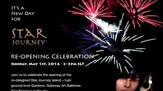 Star Journey Relaunch Maximillion Kleene Counting Stars